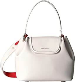 Emporio Armani - Eco Leather Shoulder Bag
