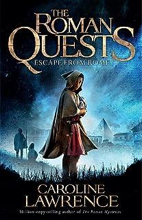 Roman Quests: Escape from Rome: Book 1