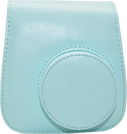 Fujifilm Instax Mini 9 Groovy Camera Case - Ice Blue
