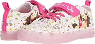 Favorite Characters Girl's Spirit Lighted Canvas Low SUS701 (Toddler/Little Kid)