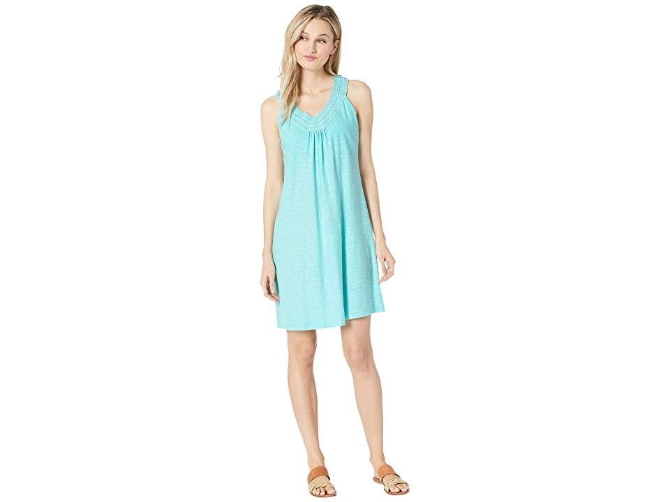 Tommy Bahama - Tommy Bahama Arden Embroidered Sleeveless Sundress