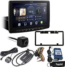 Alpine iLX-F309 HALO9 Receiver w/ 9-inch Screen, Single-DIN, Includes SWI-RC, SiriusXM Tuner & Alpine Backup Cam
