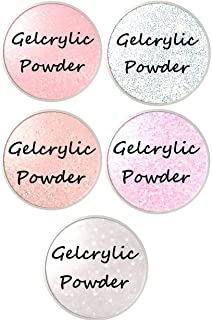 SHEBA NAILS Gelcrylic Powder Glitterize Sampler Kit