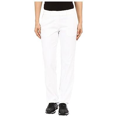 Nike Golf Tournament Pants (White/White) Women