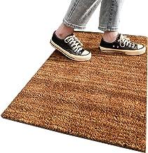 Carpet Doormat Environmentally Friendly Coconut Palm Door Mat Home Household Outdoor Mat Door Mat Mat Non-slip Mat catch-L...