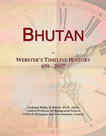 Bhutan: Webster's Timeline History, 659 - 2007