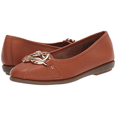 A2 by Aerosoles Better Luck (Dark Tan PU) Women