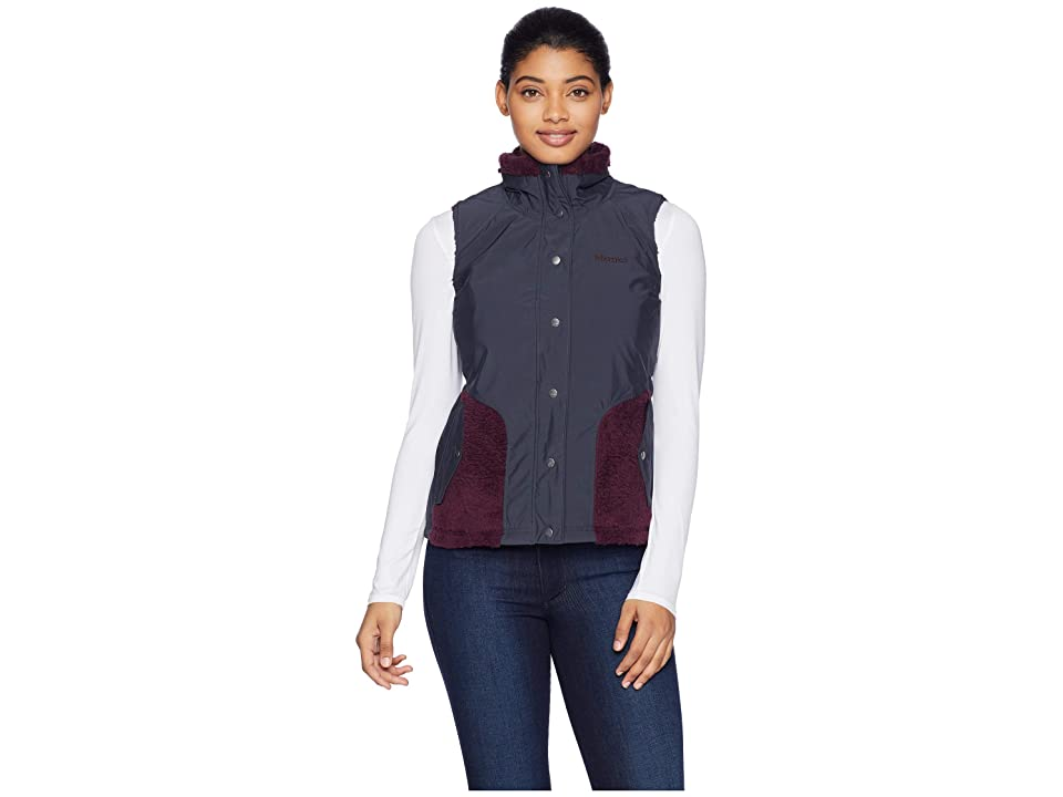 Marmot Mia Vest (Dark Steel/Dark Purple) Women