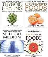 Medical medium books collection set