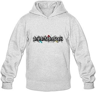 Men's Elements Logo Sweatshirt Hoodie