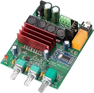 Nobsound 100W Bluetooth 4.2 TPA3116D2 2.0 Channel Digital Power Amplifier Board Stereo Amp Home Speaker Car Audio Treble B...