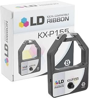 LD Compatible Panasonic KX-P155 Black Ribbon Cartridge