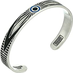 Charity By Design Men's Meditating Eye Cuff Bracelet