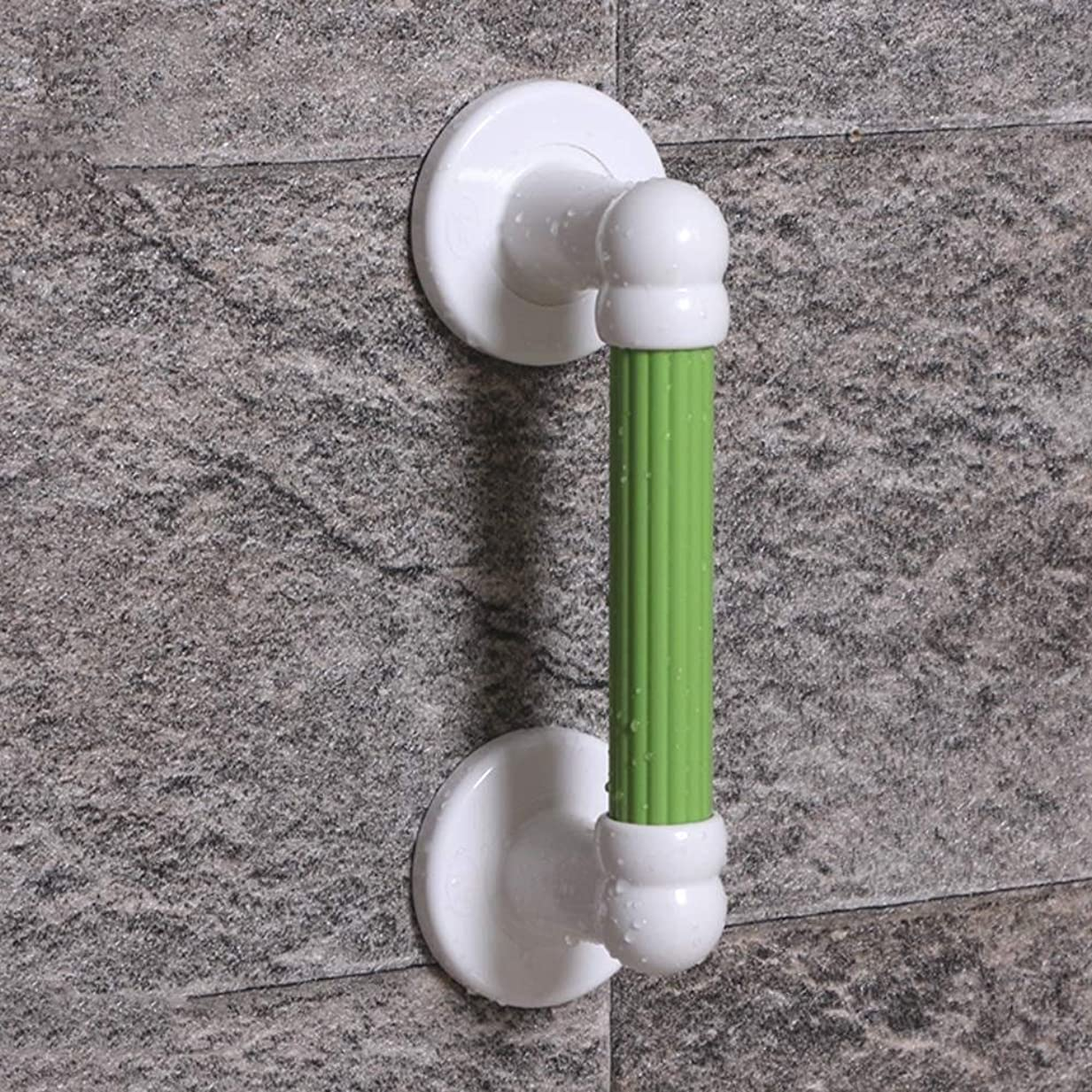 特許パンサー大通りバスグラブバー、シャワーのハンドル、バスタブ、トイレ、バスルーム、キッチン、階段手すり、滑り止めグリップのための多機能の目的 (Color : Green, Size : 70cm)