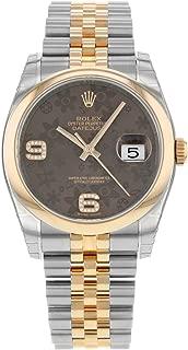 Rolex Datejust 36 Luxury Watch Ref. 116201