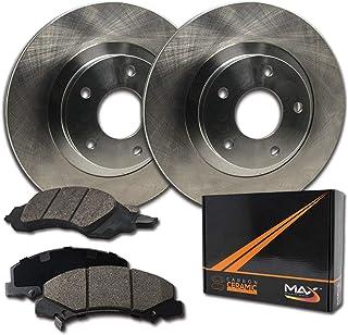 2007 07 2008 08 2009 09 2010 10 Kia Rondo Fits Max Brakes Rear Carbon Metallic Performance Disc Brake Pads TA084952