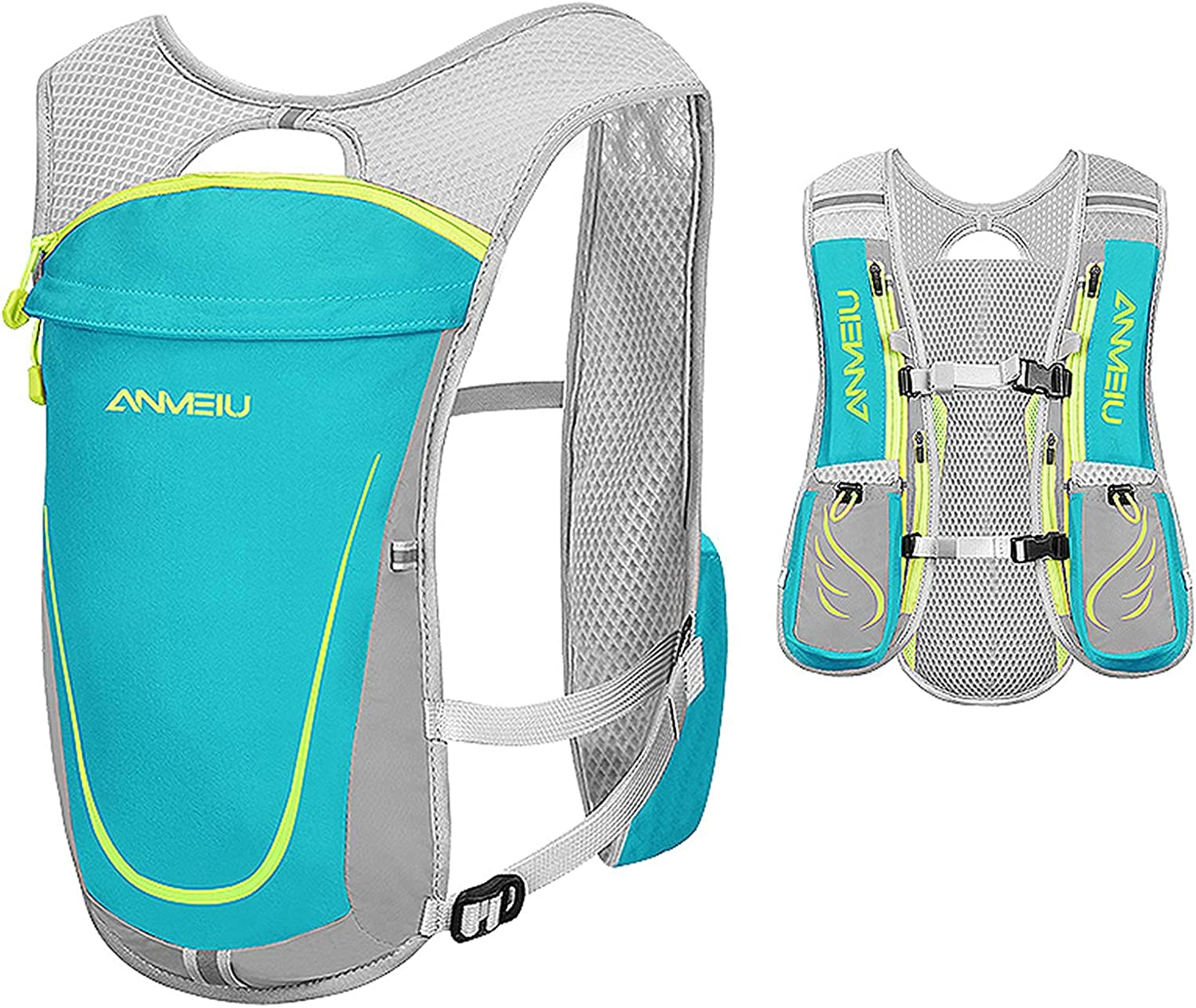 ANMEILU Sales results No. 1 Hydration Backpack Cheap sale Vests Women for Wat Running