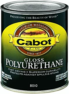 Valspar 18017 Cabot VOC Interior Oil-Based Polyurethane