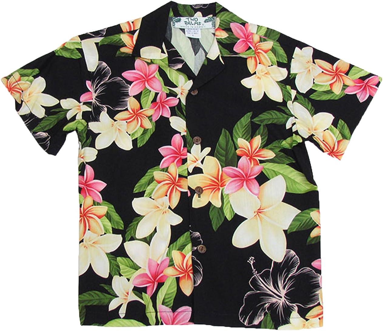 Two Palms Boy's Nadina Rayon Shirt
