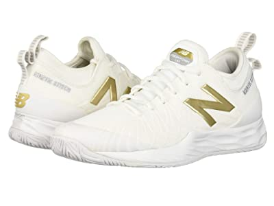 New Balance MCHLAVv1 (White/Gold) Men