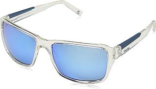 نظارة شمسية من تمبرلاند 19307221 بنمط ملتف TB9155 كريستال/بني مستقطبة