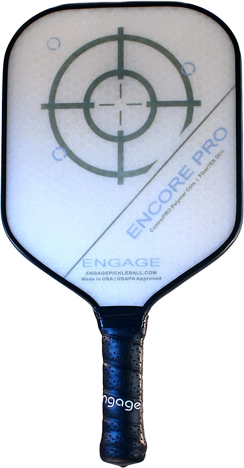 Best Pickleball Paddle in 2021: Engage Encore Pro Pickleball Paddle
