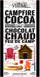 Gourmet du Village Hot Chocolate Mini, Campfire, 35g