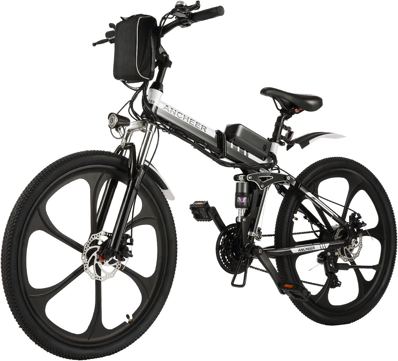 ANCHEER electric cyclocross bike