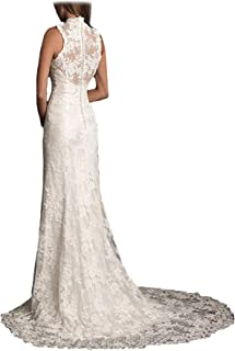 country vintage lace wedding dresses