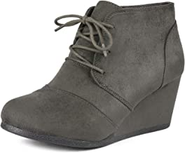 Best grey high heel ankle boots Reviews
