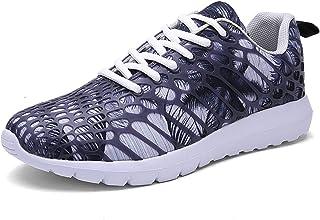 Baskets pour homme - Chaussures de sport en maille camouflage - Chaussures de sport décontractées et confortables - Pour l...