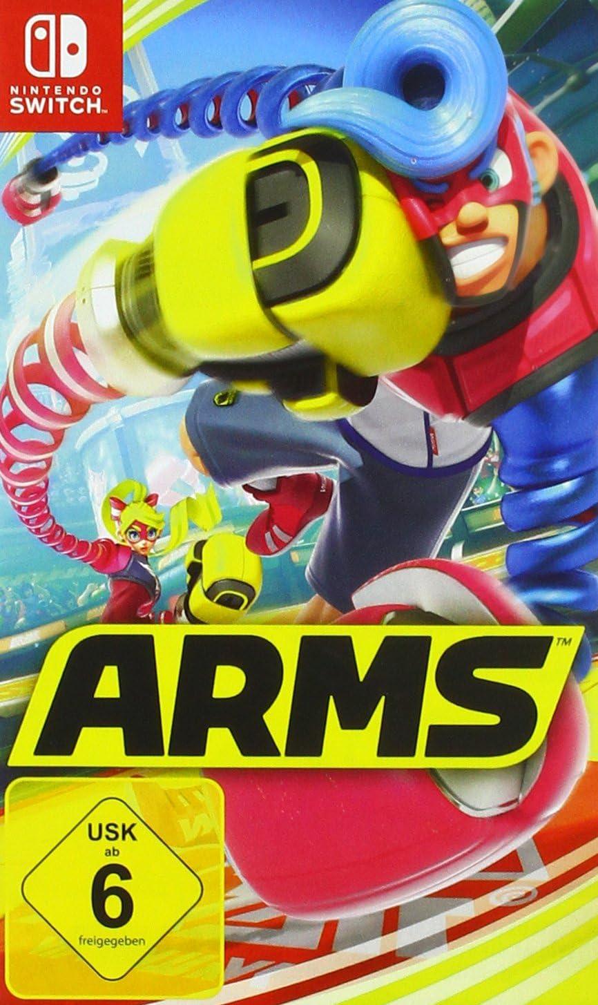 ARMS - Nintendo Switch [Importación alemana]