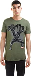 Black Panther Strike Camiseta para Hombre