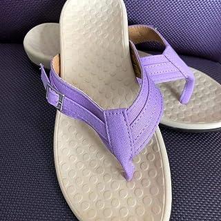 N-A Wandelschoenen voor heren, maat L, slipvaste flip-flops, vlakke onderkant, fliptoe, damessandalen en pantoffels, kleur...