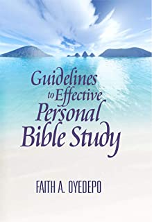 Guidelines to Effective Personal Bible Study