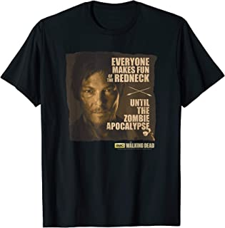 The Walking Dead Daryl Dixon Redneck T-Shirt