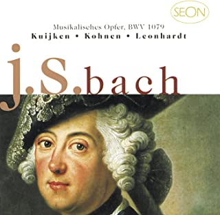 bach offrande musicale