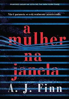 Capa do livro A mulher na janela