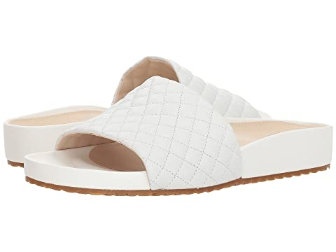 Black Quilted Pinch Slide LeatherOptic Quilted Montauk White Haan G Leather Cole OS HxwCU0qYc