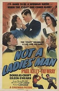 Not a Ladies' Man 1942 Authentic 27