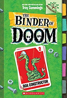Boa Constructor: A Branches Book (The Binder of Doom #2) (2)