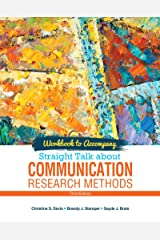 Workbook to Accompany Straight Talk About Communication Research Methods Spiral-bound