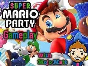 Super Mario Party Gameplay With Mojo Matt
