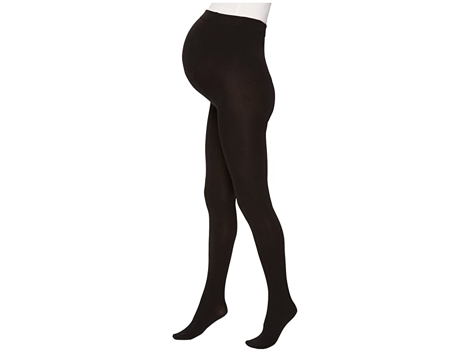 Plush - Plush Maternity Fleece-Lined Full-Foot Tights