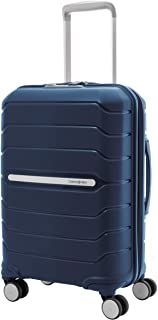 Samsonite 74643 Octolite Spinner Hard Side Luggage Bag, Navy, 55 Centimeters