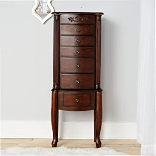 Best 8 drawer jewelry armoire Reviews
