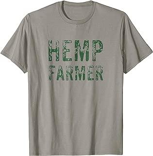 er T-Shirt Farm Organic Oil Herbal Vegans Medicine