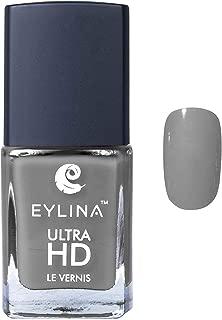 EYLINA Ultra Hd Nail Polish, Grey, 9ml