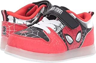 Favorite Characters Boys Marvel Spider-Man Motion Lighted Sneaker (Toddler/Little Kid)