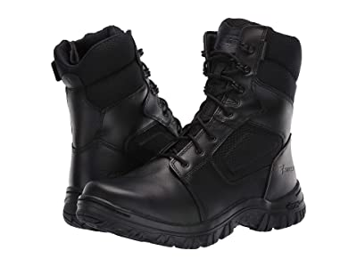 Bates Footwear Maneuver Waterproof Side Zip (Black) Men